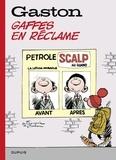 Franquin - Gaston hors-série - Tome 7 - Gaffes en réclame.