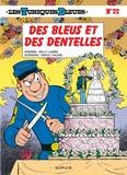 Raoul Cauvin et Willy Lambil - Les Tuniques Bleues Tome 22 : Des Bleus et des dentelles - Opération l'été BD 2020.
