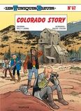 Raoul Cauvin et Willy Lambil - Les Tuniques Bleues Tome 57 : Colorado story - Opération l'été BD 2020.