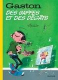 André Franquin et  Jidéhem - Gaston  : Des gaffes et des dégâts.