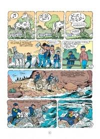 Les Tuniques Bleues Tome 48 Arabesque