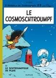 Peyo et Yvan Delporte - Les Schtroumpfs Tome 6 : 2 histoires de Schtroumpfs : Le Cosmoschtroumpf ; Le schtroumpfeur de pluie.