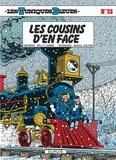 Raoul Cauvin et Willy Lambil - Les Tuniques Bleues Tome 23 : Les cousins d'en face.