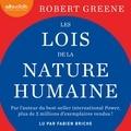Robert Greene et Fabien Briche - Les lois de la nature humaine.