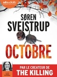 Soren Sveistrup - Octobre. 2 CD audio MP3