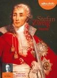 Stefan Zweig - Fouché. 1 CD audio MP3