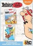 Albert Uderzo et René Goscinny - Astérix - La BD audio Tome 2 : Astérix gladiateur ; Le tour de Gaule d'Astérix. 2 CD audio