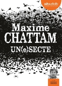 Maxime Chattam - Un(e) secte. 2 CD audio MP3