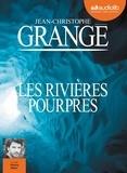Jean-Christophe Grangé - Les rivières pourpres. 1 CD audio MP3