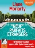 Liane Moriarty - Neuf parfaits étrangers. 2 CD audio MP3