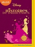 Disney - Histoires de princesses. 1 CD audio MP3