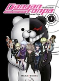 Takashi Tsukimi - Danganronpa - Trigger Happy Havoc - The Animation Tome 1 : .