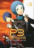 Shuji Sogabe et  Atlus - Persona3 Tome 3 : .