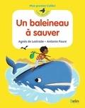 Agnès de Lestrade et Antonin Faure - Un baleineau à sauver.