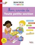 Marie-Noëlle Ehanno et Séverine Cordier - Mon année de toute petite section 2-3 ans.