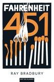 Ray Bradbury - Fahrenheit 451 - The temperature at which book-paper catches fire and burns.