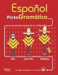 Dulce Gamonal et Bertrand Loquet - Español PictoGramática - La grammaire espagnole en infographie.