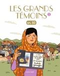 Sophie Bordet-Petillon et Anne Bideault - Les grands témoins en BD Tome 3 : .