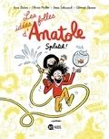 Anne Didier et Olivier Muller - Les idées folles d'Anatole Tome 1 : Splatch !.