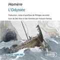 Homère - L'Odyssée - Suivi de Des lieux et des hommes par François Hartog.