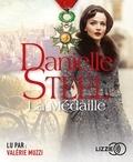 Danielle Steel - La médaille. 1 CD audio MP3