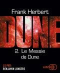 Frank Herbert - Le cycle de Dune Tome 2 : Le messie de Dune. 1 CD audio MP3