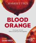 Harriet Tyce - Blood Orange. 1 CD audio MP3