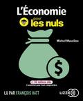 Michel Musolino - L'économie pour les nuls en 50 notions clés. 1 CD audio MP3