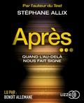 Stéphane Allix - Après.... 1 CD audio MP3