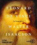 Walter Isaacson - Léonard de Vinci - La biographie. 2 CD audio MP3