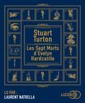 Stuart Turton - Les sept morts d'Evelyn Hardcastle. 2 CD audio MP3