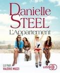 Danielle Steel - L'appartement. 1 CD audio MP3