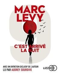 Marc Levy - C'est arrivé la nuit. 1 CD audio MP3