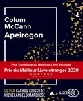 Colum McCann - Apeirogon. 2 CD audio MP3