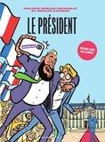 Philippe Moreau-Chevrolet et Morgan Navarro - Le Président.