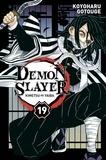 Koyoharu Gotouge - Demon Slayer Tome 19 : .