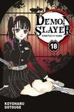 Koyoharu Gotouge - Demon Slayer T18.