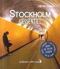 Nomades éditions - Stockholm - L'essentiel. 1 Plan détachable