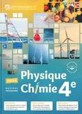 Baptiste Fray - Physique-Chimie 4e.