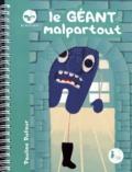 Pauline Dufour - Le géant Malpartout.