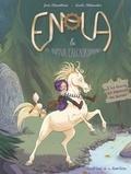 Joris Chamblain et Lucile Thibaudier - Enola et les animaux extraordinaires Tome 2 : La licorne qui dépassait les bornes.