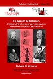 Richard H. Weisberg - La parole défaillante - L'homme du droit au coeur du roman moderne (Dostoïevski, Flaubert, Camus, Melville).