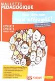 Edwige Chirouter et Jean-Charles Pettier - Mallette pédagogique pour dire non aux préjugés ! - Philo-EMC Cycle 2-Cycle 3. 1 DVD