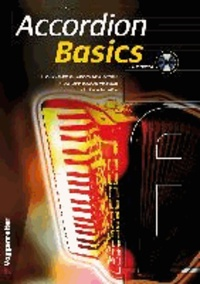 Basics Accordion (CD) - GB - The easy way to get into playing the Accordion.
