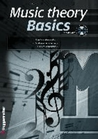 Basics Music Theorie (CD) - GB - The fast and easy way into the world of music theory!.