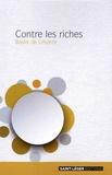 Basile de Césarée - Contre les riches.