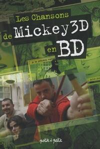 Basile Lhuissier et  Oliv' - Les chansons de Mickey 3D en BD.