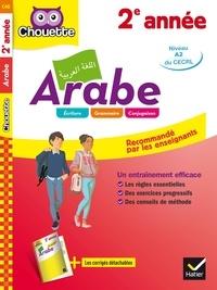 Téléchargements de livres électroniques gratuits pour ordinateur portable Arabe, 2e année  - Niveau A2 du CECRL par Basma Farah Alattar, Bassam Tahhan CHM 9782401029668