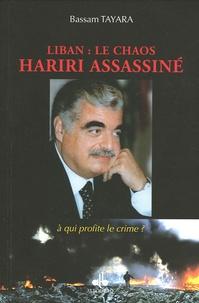 Liban : le chaos Hariri assassiné - A qui profite le crime ?.pdf