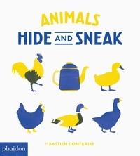 Deedr.fr Animals : hide and sneak Image